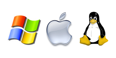 Apple vs Windows vs Linux