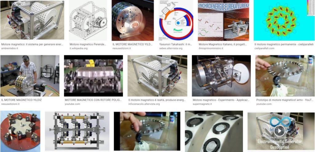 Motore magnetico: fake o realtà ?