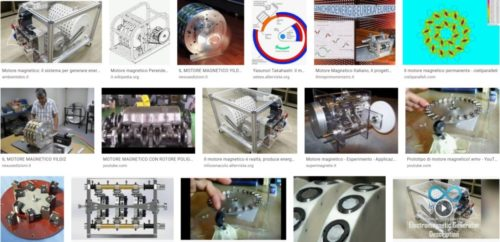 Motore magnetico: fake o realtà