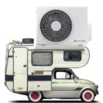 Come climatizzare il Camper ?